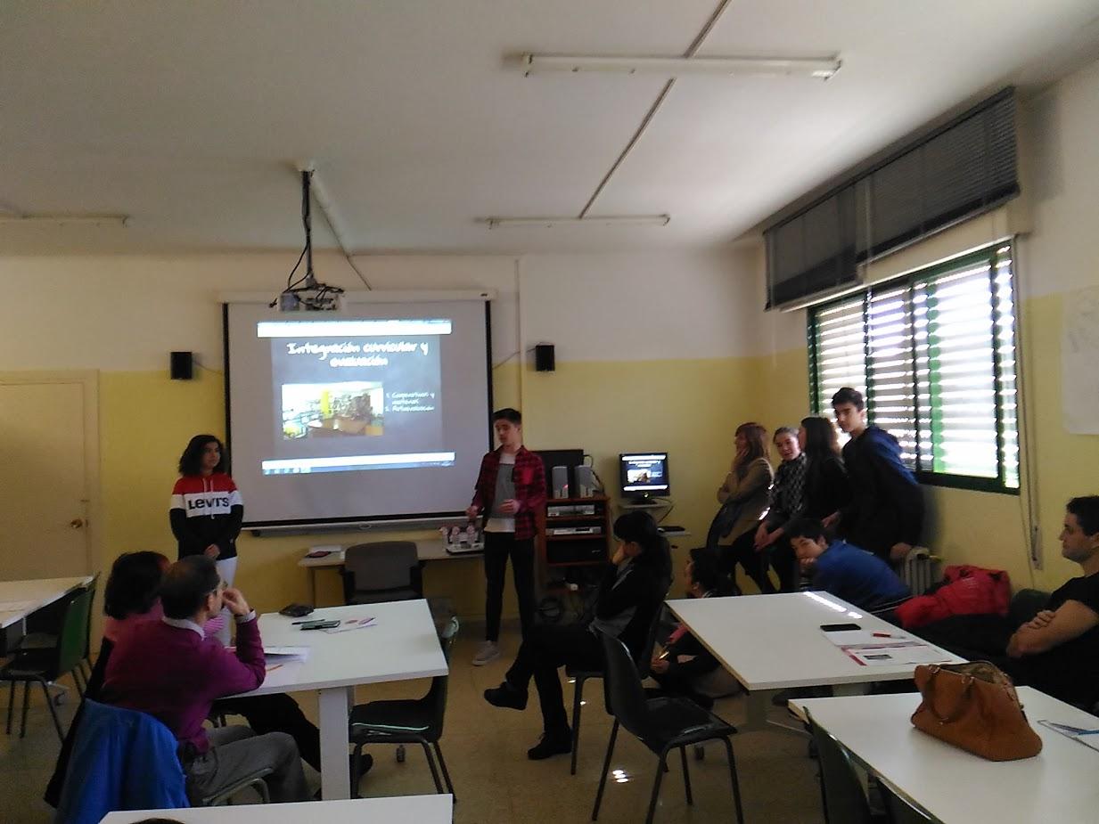 """CURSO CEP: """"Metodologías activas en educación de adultos y FP"""""""