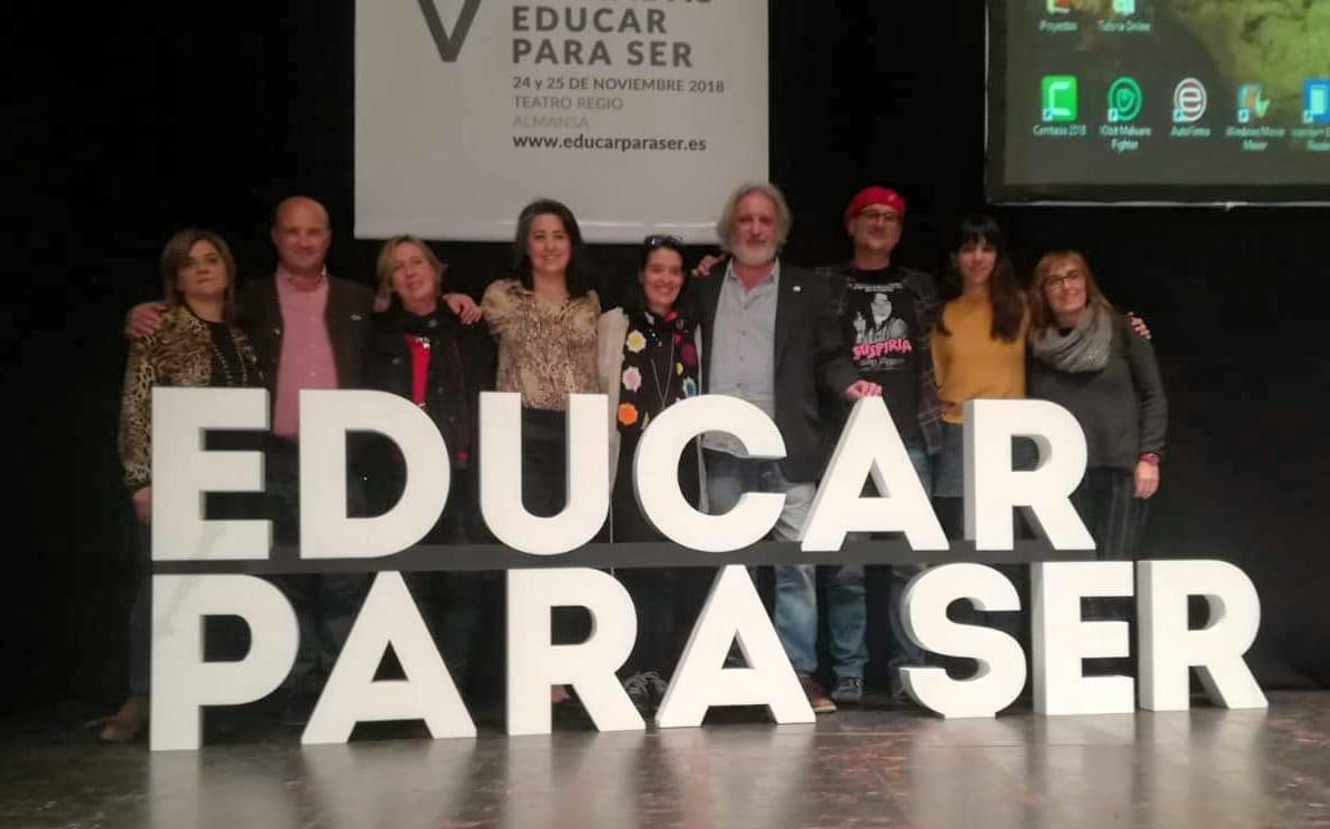 V Jornadas EDUCAR PARA SER