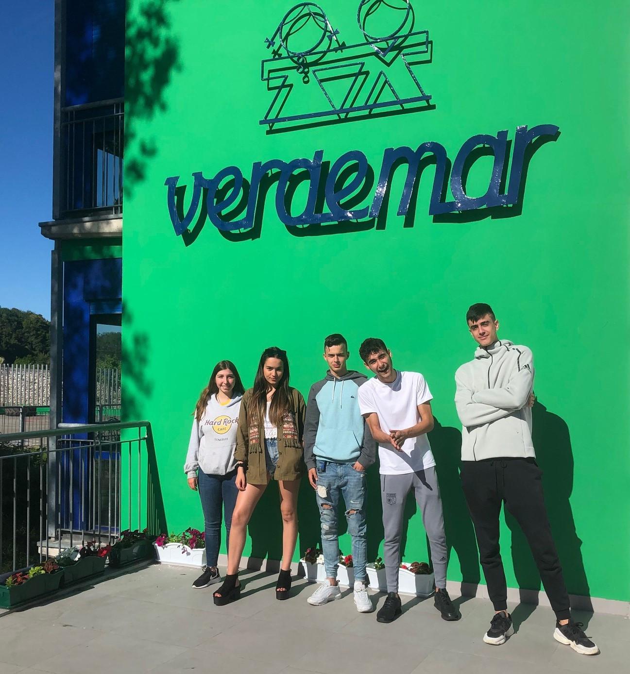 """El colegio Verdemar gana el segundo premio del concurso """"Emprendemos"""""""